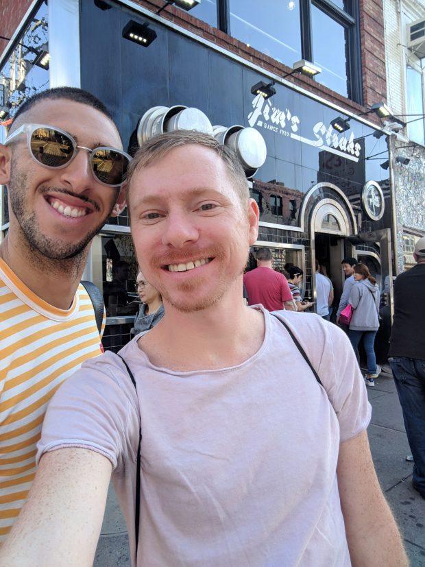 Gay travel in Philadelphia