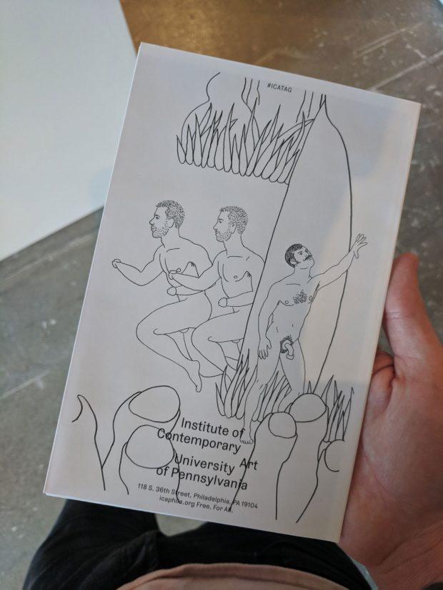 Philadelphia ICA Museum - Queer art exhibit