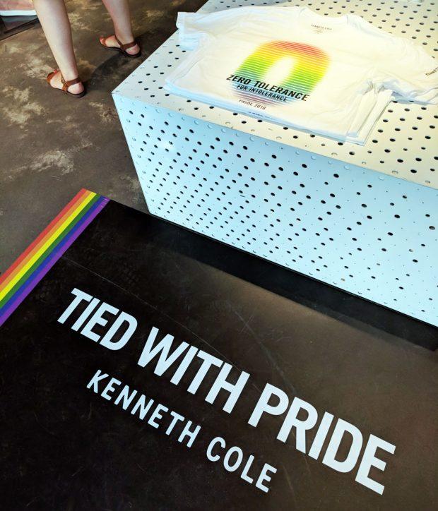 kenneth cole pride campaign