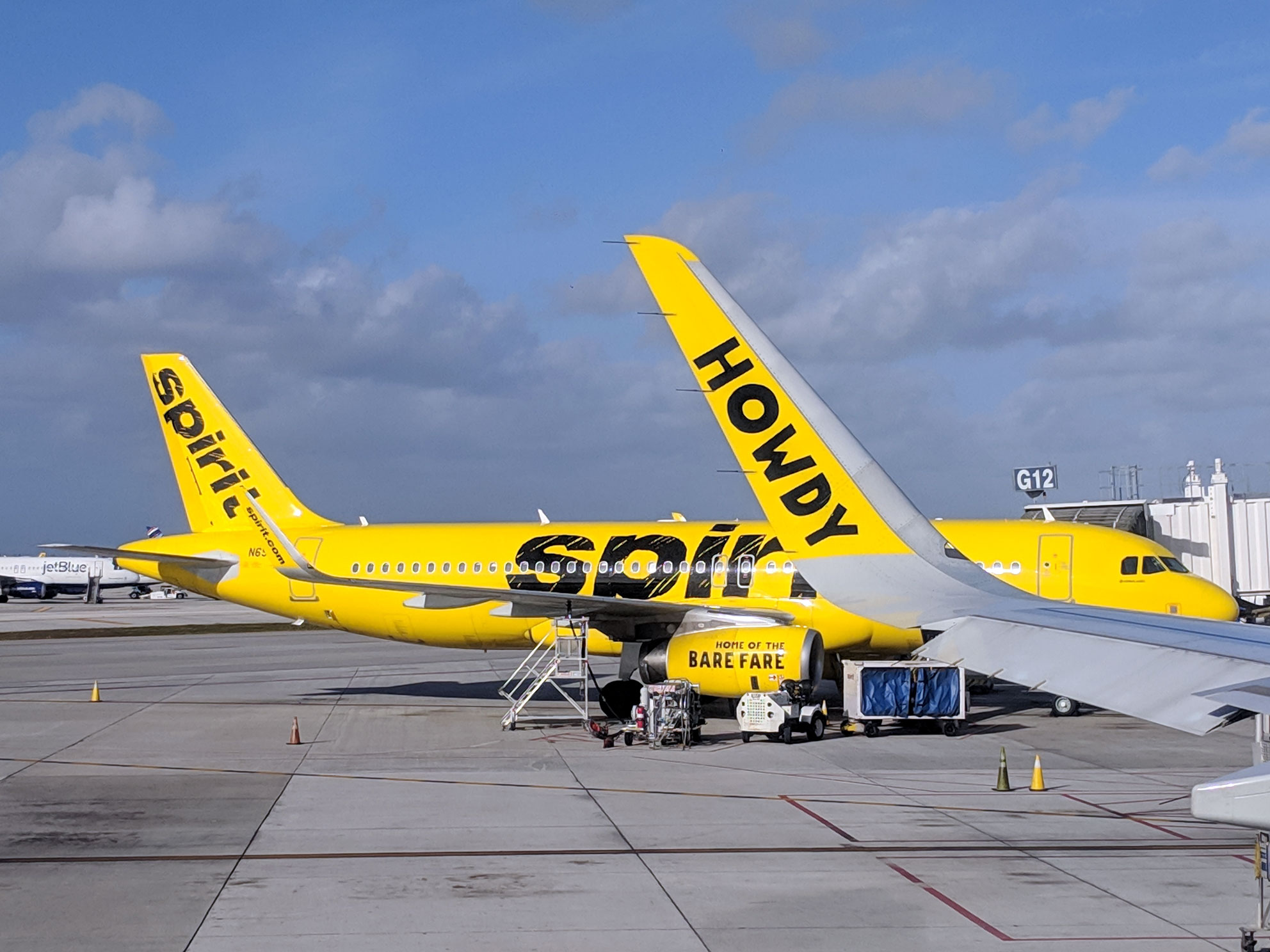 Flying Spirit Airlines For The First Time What You Need To Know