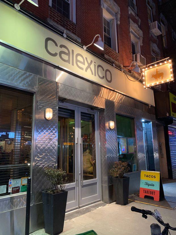 Calexico Brooklyn Restaurant