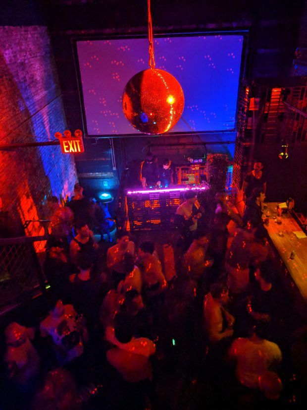 HARDER gay nightclub (monthly) in Brooklyn