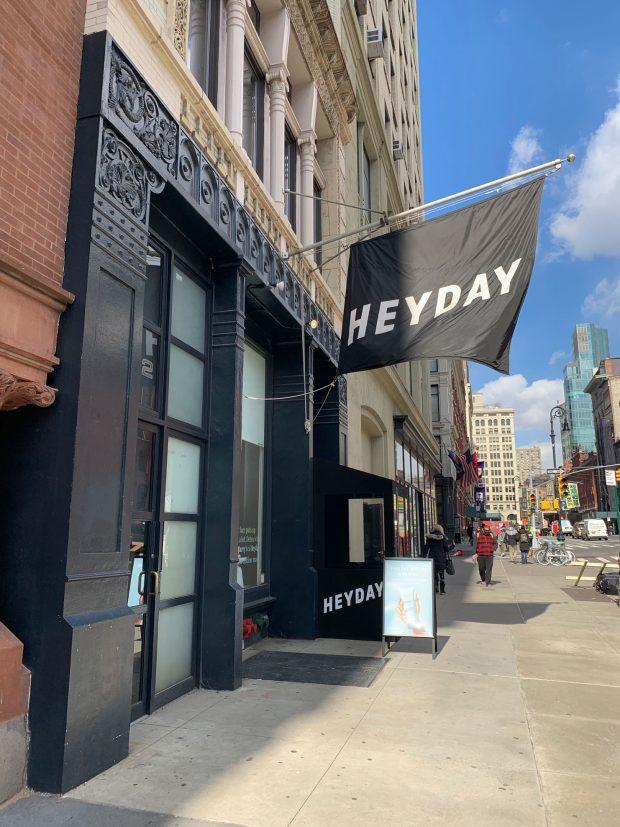 HEYDAY SKINCARE NYC