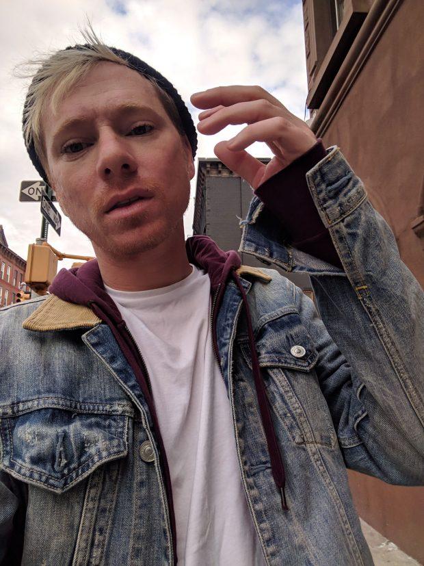 Travels of Adam - Gay Blogger in NYC (selfie)