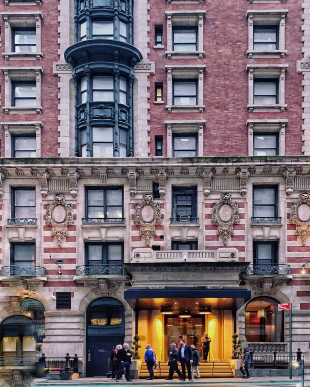 The James hotel in NoMad