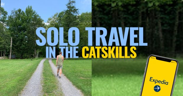 Solo Travel in the Catskills with Expedia